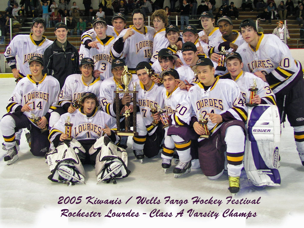 Kiwanis Hockey Festival Previous Years Champs